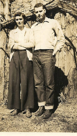 Constance and Ralph Sandborn