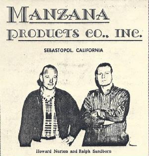 Howard Norton and Ralph Sandborn