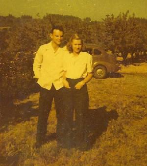Howard and Edith Norton