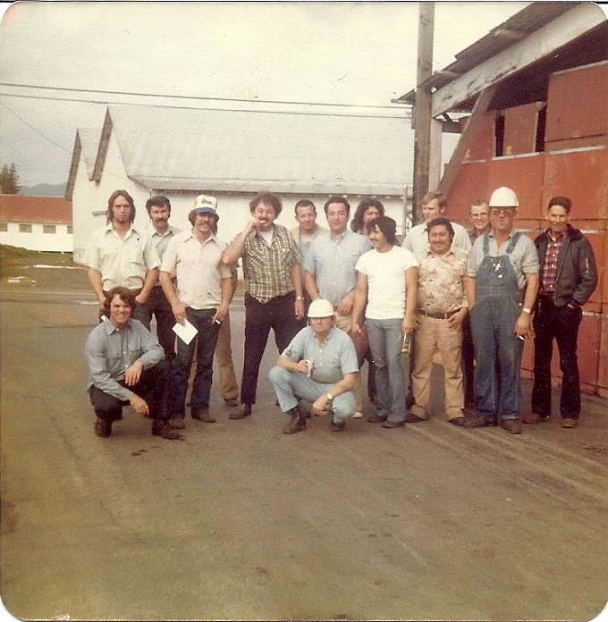 Manzana crew May 1973